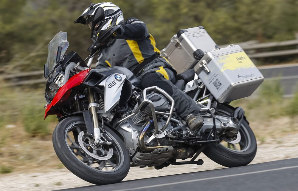 BMW R 1200 GS equipamiento Touratech