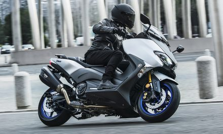 Yamaha TMax SX Sport Edition: Más deportivo