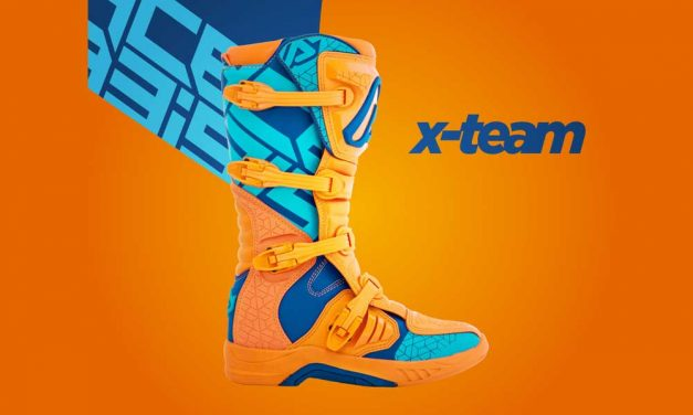 Botas off-road X-Team de Acerbis
