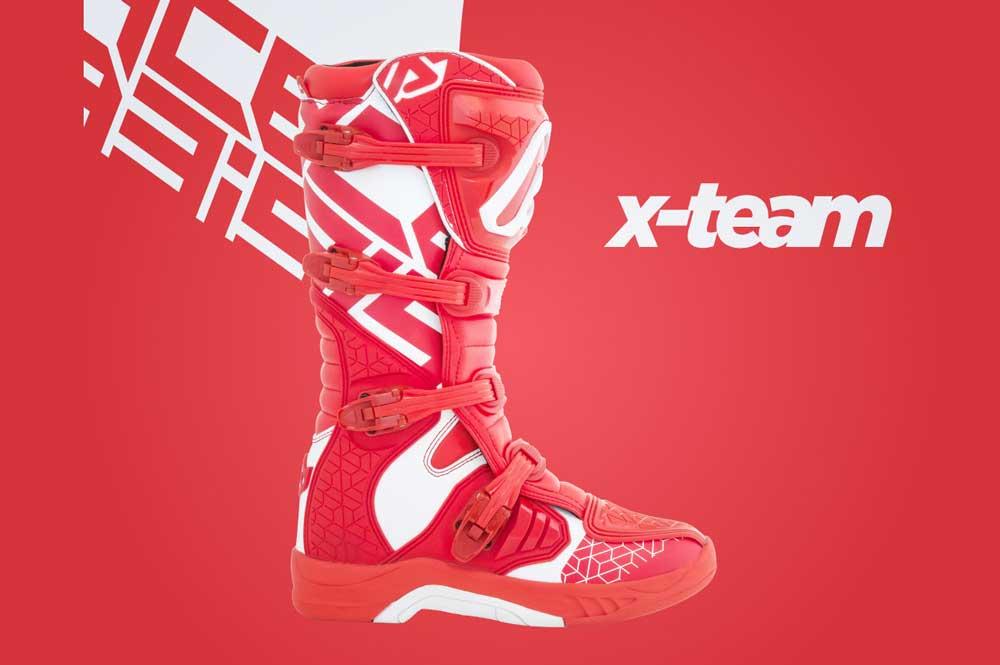 Botas off-road X-Team de Acerbis