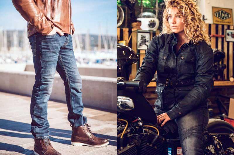 Pantalones vaqueros para moto Street e Imola de Overlap