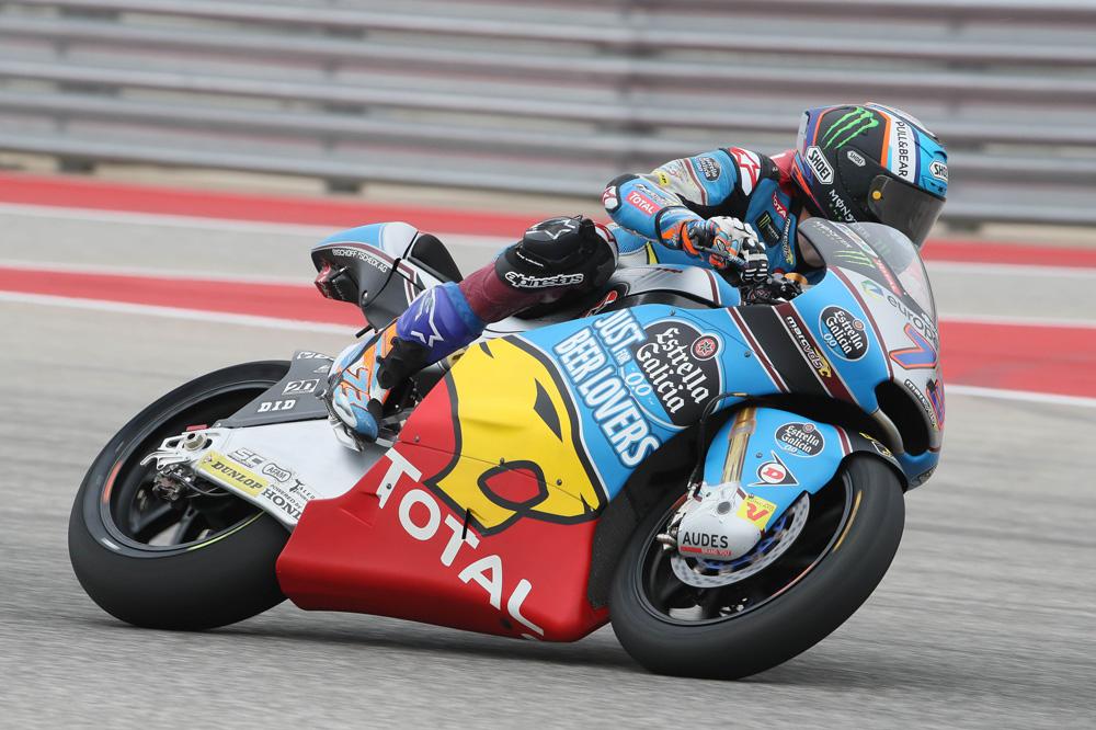 Alex Márquez Gran Premio Américas Moto2