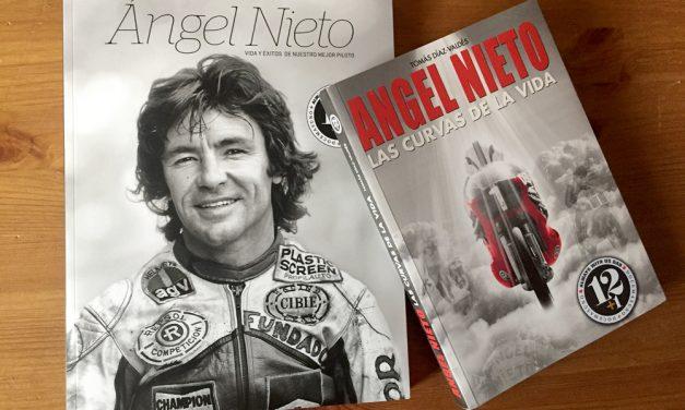 Biografías de Angel Nieto: Disfruta del Día del Libro