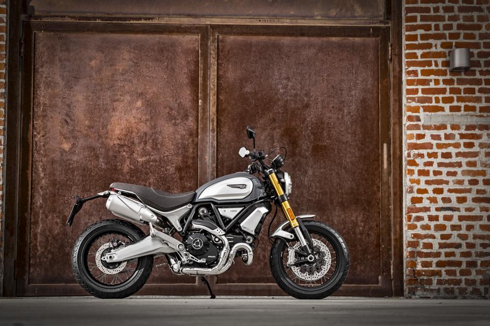 Ducati Scrambler 1100 Classic