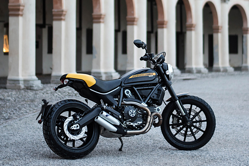 Ducati Scrambler 800 Full Throttle