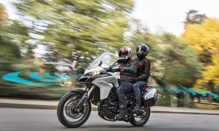 Plan de Ducati para incrementar la seguridad en todas sus motos