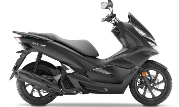 Honda PCX 125 2018: Un scooter para todos los días