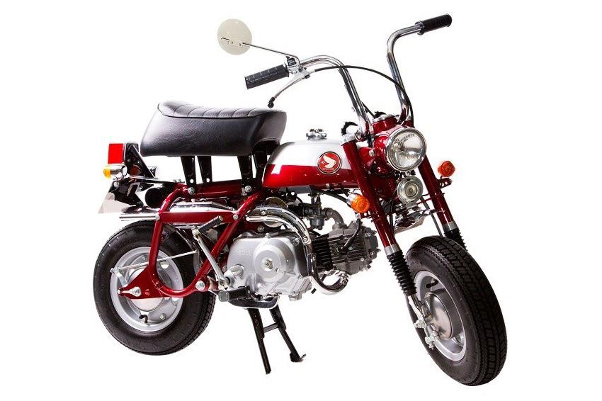 Honda Monkey de 1970