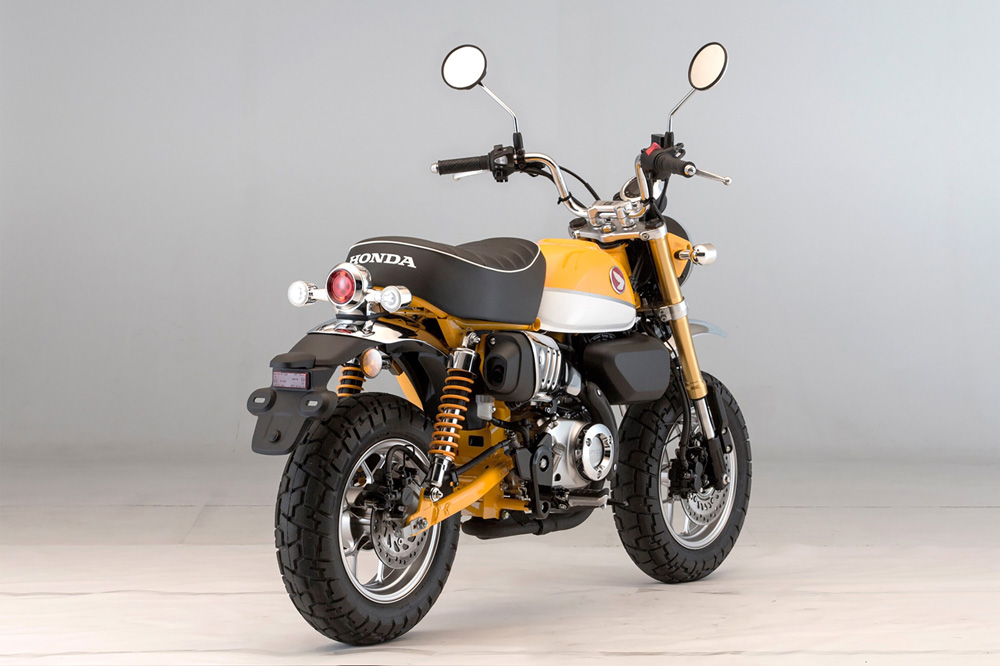 Honda Monkey 2018