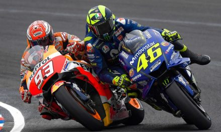 MotoGP Argentina: Gana Crutchlow, Márquez se vuelve loco