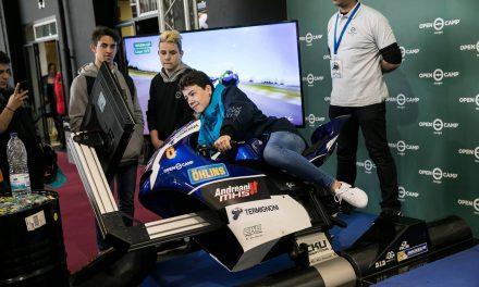Programa de actividades del Salón Vive la Moto de Madrid