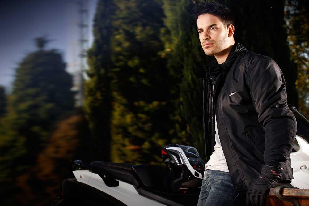 Chaqueta para moto hombre SD-JC53 de Seventy Degrees