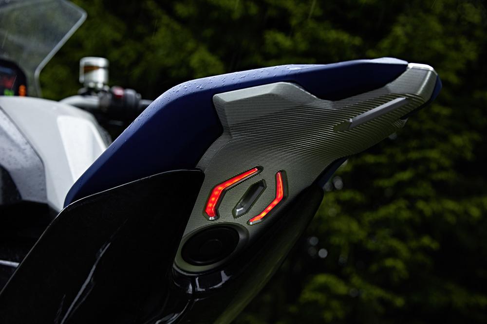 Luz posterior de la BMW 9Cento