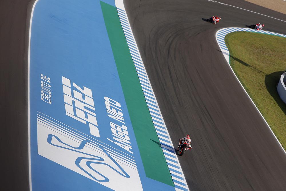 Circuito de Jerez Angel Nieto