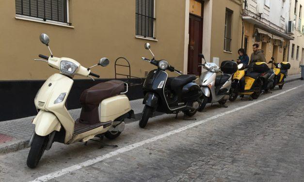 Madrid no permitirá el uso de motocicletas antiguas en situaciones de alta contaminación