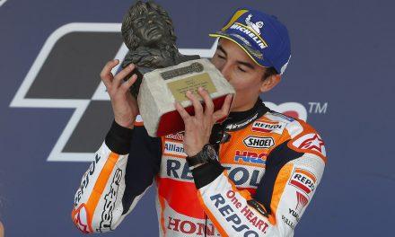 Márquez y Pedrosa: Cara y cruz del GP de Jerez
