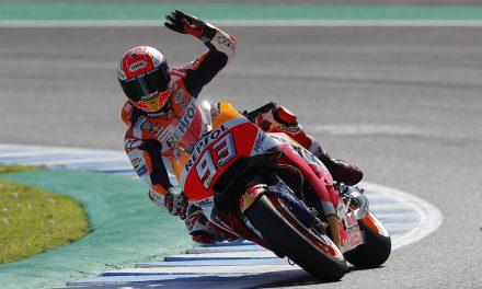 MotoGP Jerez: Márquez, victoria y liderato