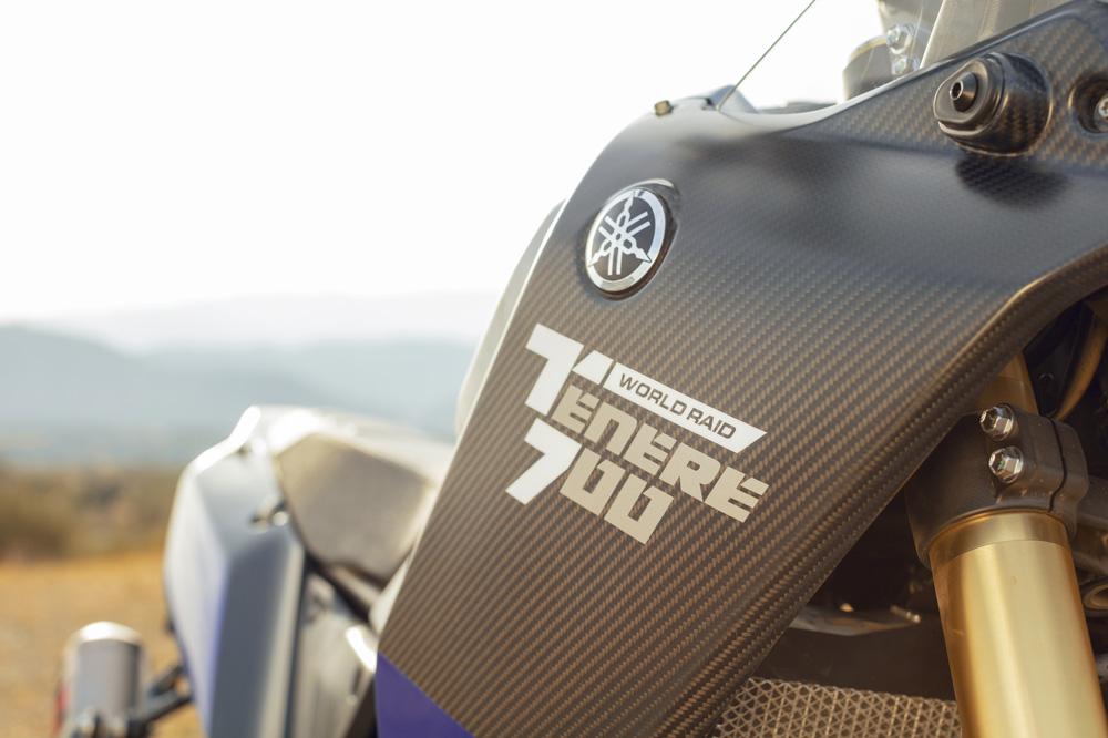Yamaha Tenere 700 World Tour
