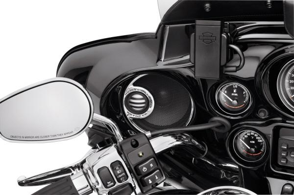 Altavoces Boom de Harley Davidson