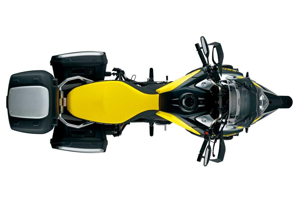 Promoción maletas Suzuki V-Strom