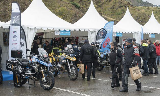 BMW Motorrad Days 2018 Sabiñánigo, del 7 al 9 de septiembre