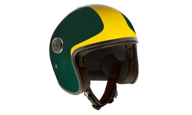Línea Racing Collection del casco El'Jet de Tucano Urbano