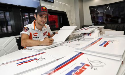 Honda HRC dice adiós a Dani Pedrosa