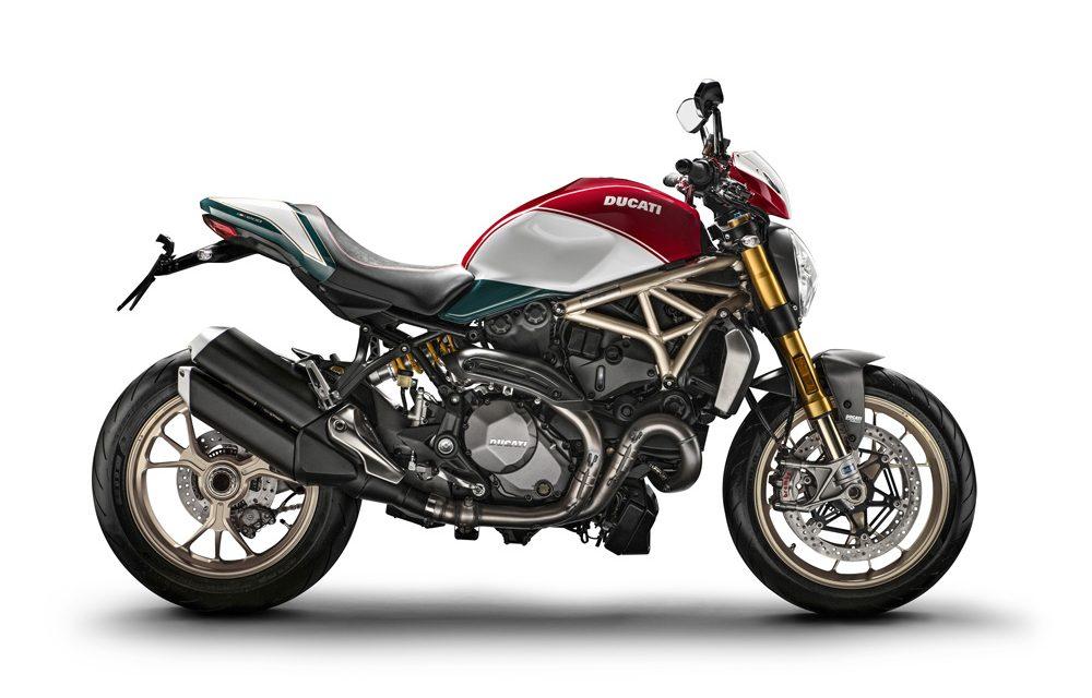 Ducati Monster 1200 '25 aniversario': Edición limitada