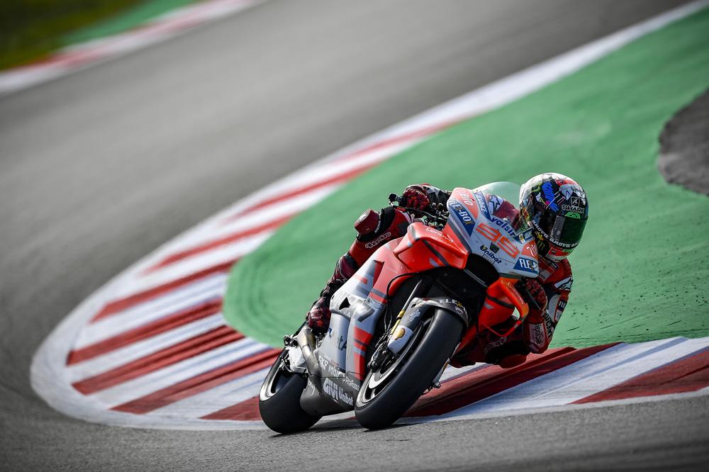 Jorge Lorenzo, victoria en el GP de Cataluña