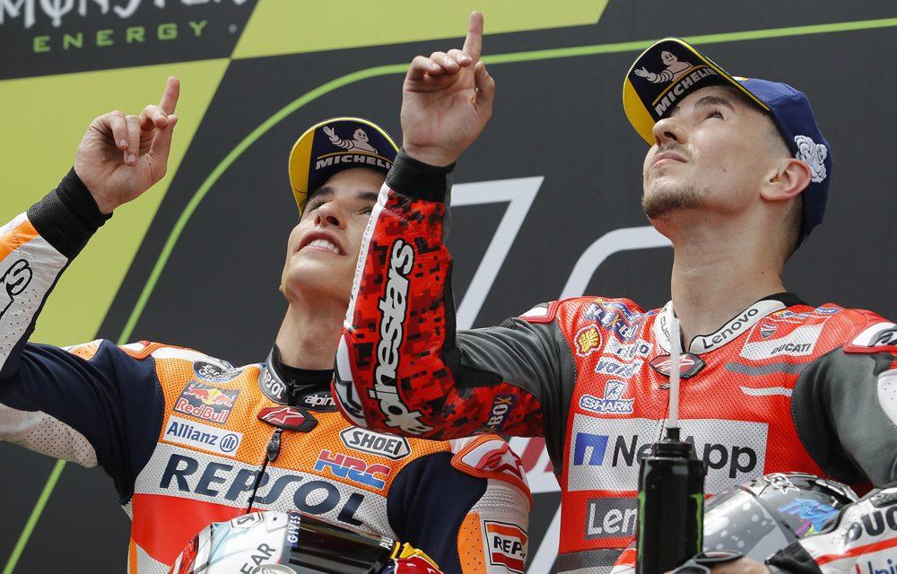 GP Cataluña: Jorge Lorenzo vuelve a mandar en MotoGP