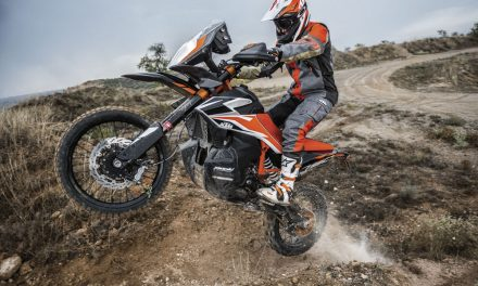 KTM 790 Adventure: El prototipo estuvo en el European Adventure Rally