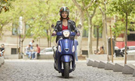 KYMCO Filly 125: Un scooter ligero y muy urbano