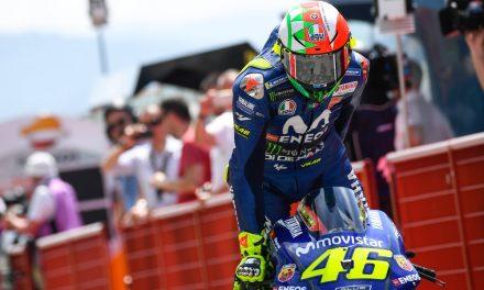 Valentino Rossi y el mayor espectáculo del mundo