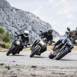 Gestos moteros para viajes en moto