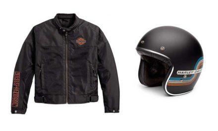 Viaja con estilo y seguridad sobre tu Harley Davidson