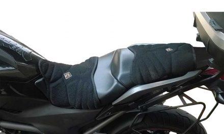 Funda de asiento para moto Cool Fresh Seat Cover de Tucano Urbano