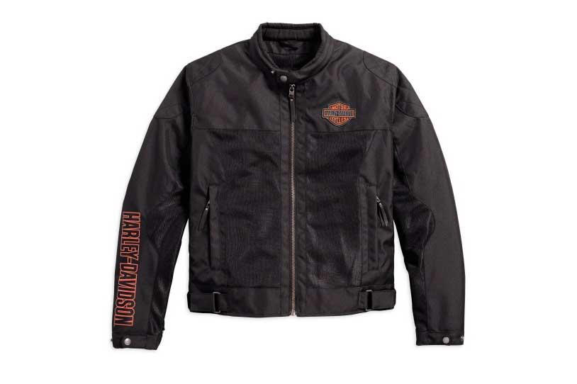 Chaqueta nylon Harley Davidson