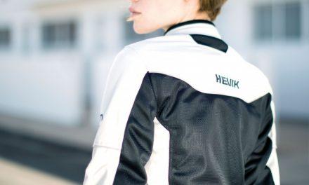 Chaqueta moto Merak para hombre y mujer de Hevik