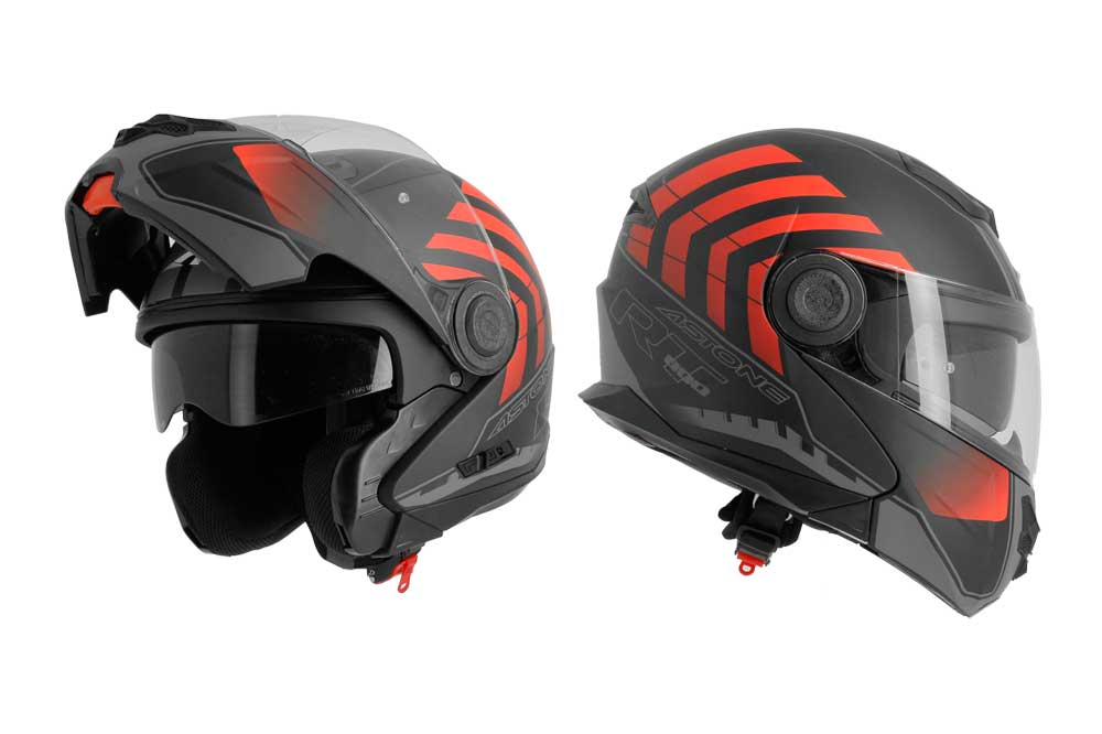 Casco modular RT800 Crossroad de Astone