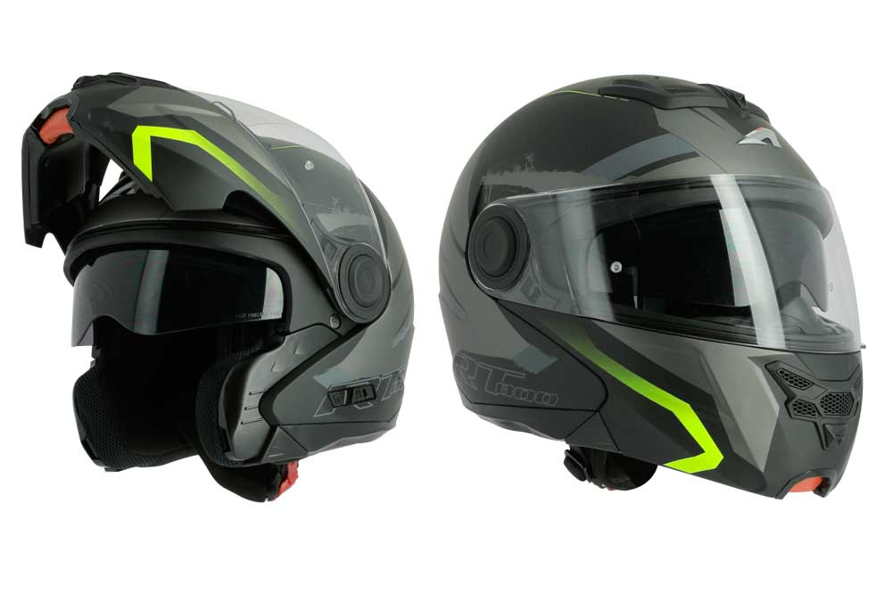 Casco modular RT800 Energy de Astone