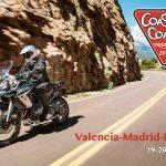 Coast2Coast: apúntate al raid Valencia-Madrid-Lisboa con tu Triumph