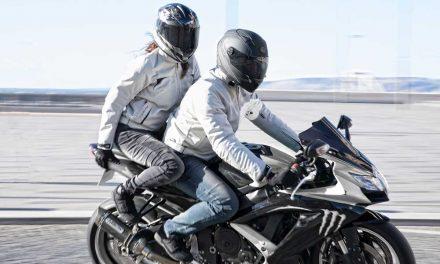 Chaquetas ventiladas para moto Lucas y Tarah de VQuattro
