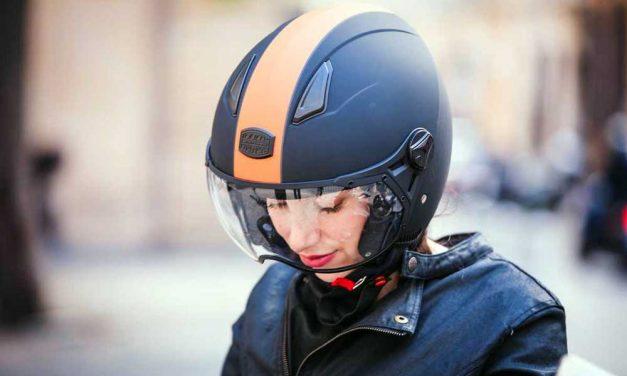 Casco jet KSR-2 de Astone Helmets