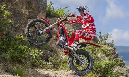 Gas Gas renueva sus motos de trial TXT 2019