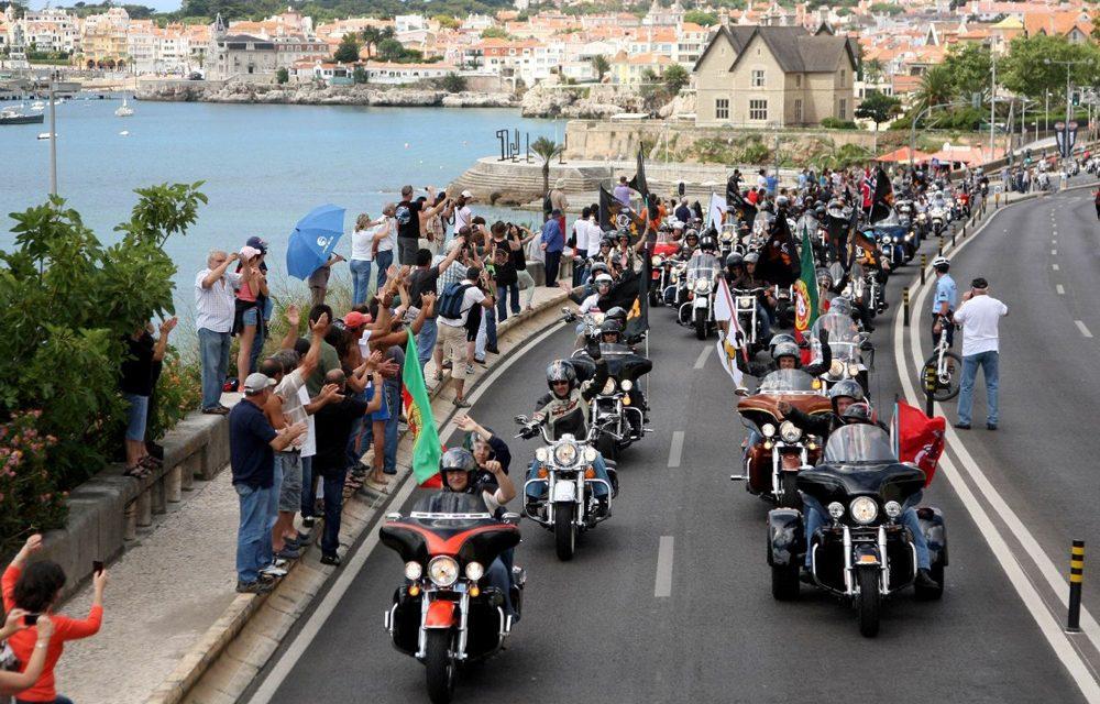El European HOG Rally 2019 se celebrará el Cascais (Portugal)