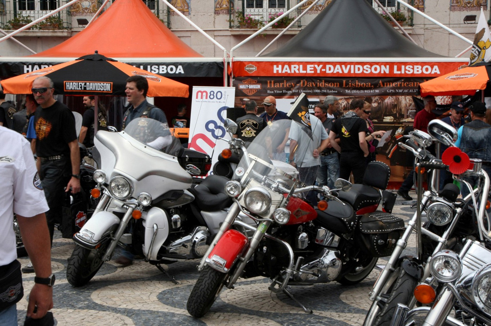 Harley Davidson European HOG Rally 2019