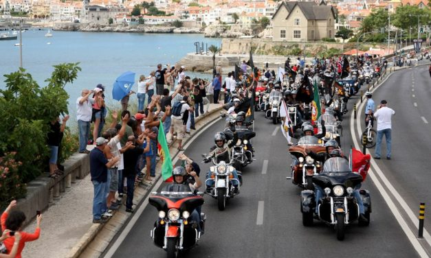 El European HOG Rally 2019 se celebrará el Cascais (Portugal)