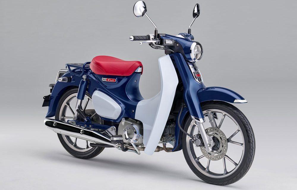 Honda Super Cub 125: Un scooter con mucha historia