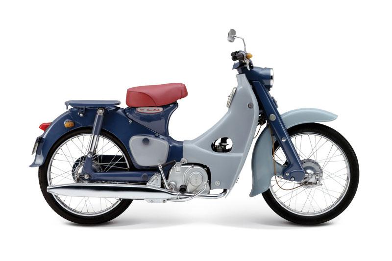 Honda Super Cub 100 1958