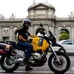 Cómo circular por Madrid Central en moto